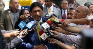 Gobernador de Barinas felicita al pueblo por victoria electoral constituyente