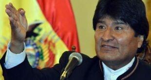 Presidente Morales saluda instalación de la Asamblea Nacional Constituyente