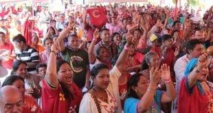 Electos los ochos constituyentes de los pueblos indígenas