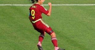 Deyna Castellanos compite hoy por dos galardones en la gala FIFA the Best