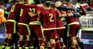 Venezuela ganó a Paraguay 1-0 en último partido de eliminatorias a Rusia 2018