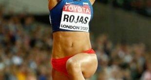 Yulimar Rojas es finalista a los premios de estrellas nacientes de la IAAF