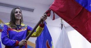 Marianth Cuervo: Llevaré con mucho orgullo el tricolor en los Juegos Bolivarianos 2017