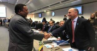 Venezuela asume vicepresidencia de la 173° Conferencia de la OPEP