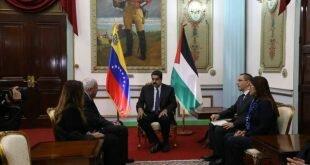 Venezuela y Palestina firman acuerdos de cooperación en materia productiva y de salud