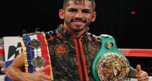 Venezolano Jorge Linares retuvo por tercera ocasión su título de la AMB