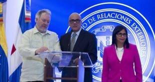 Gobierno de Venezuela firmó acuerdo por la convivencia